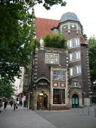 Beautiful store downtown, Hamburg