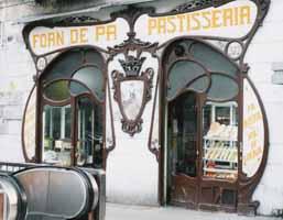 Art Nouveau Bakery