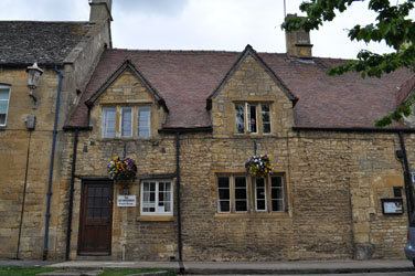 Chipping Campden, The Old Bakehouse B&B, Cotwolds, England