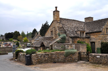 Stone home, Clapton