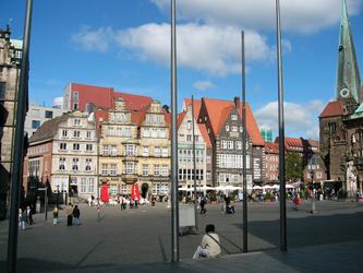 Bremen Altstadt Square