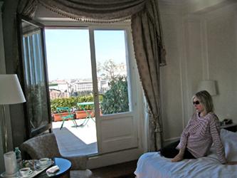 Hotel Mediterraneo, Rome, Italy