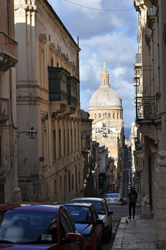 St. Paul's Church, Valletta, Malta. Photo by David Wineberg