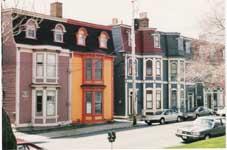St. John's homes