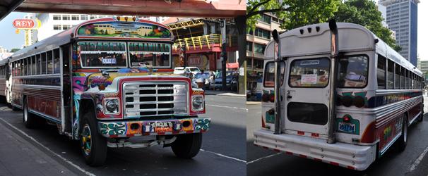 Public transit in Panama City, Panama
