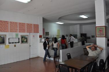 Restauranted Casa Vegetariano, Panama City, Panama