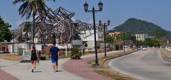 Frank Gehry Museum, Amador Causeway, Panama City, Panama