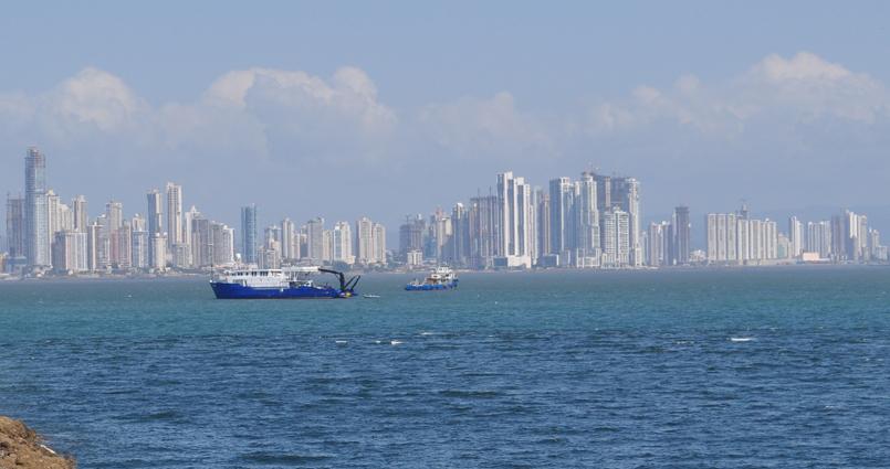 Skyline, Panama City, Panama