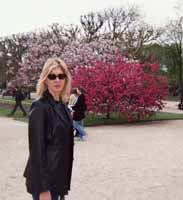 Jardin des Plantes en avril