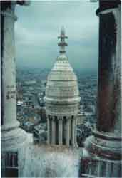 Looking southeast from Sacre Coeur