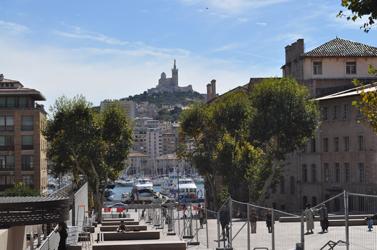 Marseille, Provence, France. Photo by David Wineberg