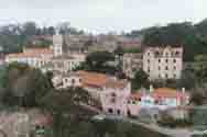 Sintra from Palace