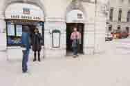 Favorite restaurant - Cafe Beira Gare