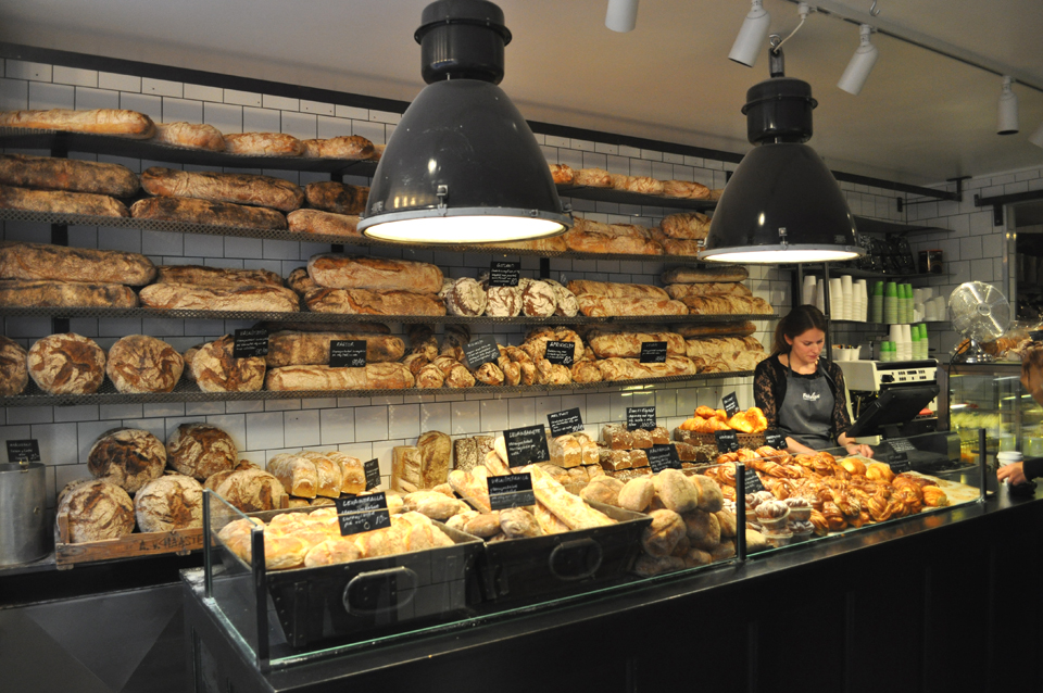 Boutique Bakery, Stockholm, Sweden. Photo by David Wineberg