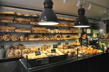 Boutique Bakery, Stockholm, Sweden. Photo by David Wineberg