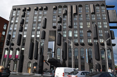 Rotermann Center, Tallinn, Estonia. Photo by David Wineberg