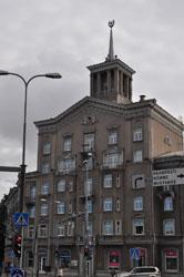 Russian office building, Tallinn, Estonia. Photo by David Wineberg