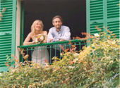 From Monet's bedroom